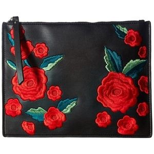 NWOT French Connection Edith Pouch/Clutch